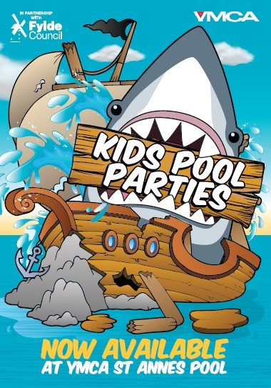 Kids Parties at YMCA St Annes Pool & Gym
