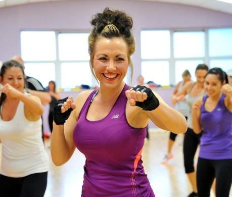 Body Combat National Fitness Day