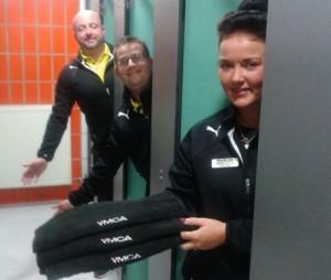 YMCA Kirkham Baths Re-opening