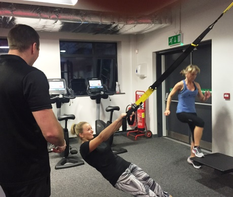 Synrgy Blast 30 Minute Workouts at YMCA Poulton