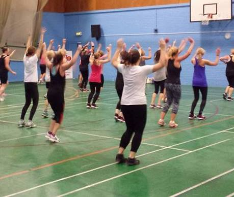 Turkey Burn Off at YMCA Thornton Jan 2015