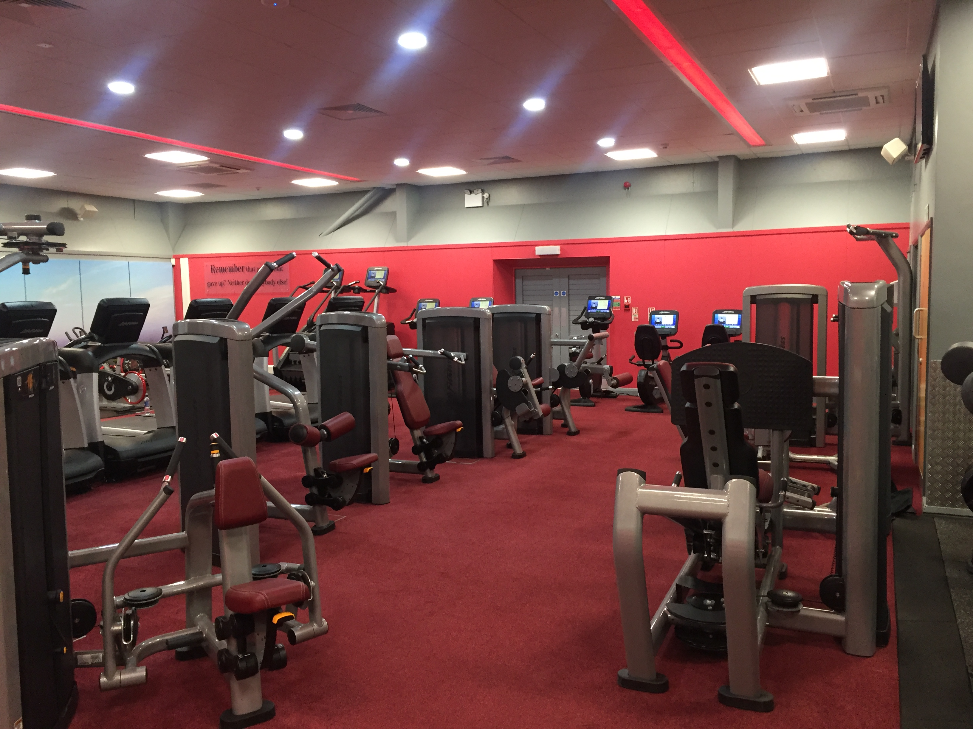 Now open! ymca lythams gym refurbishment opens its doors fylde